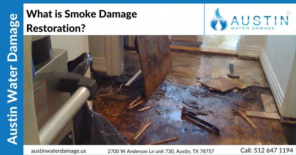 What is Smoke Damage Restoration