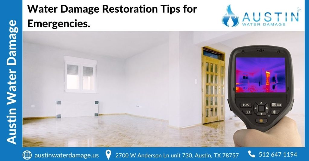 Water Damage Restoration Tips for Emergencies.