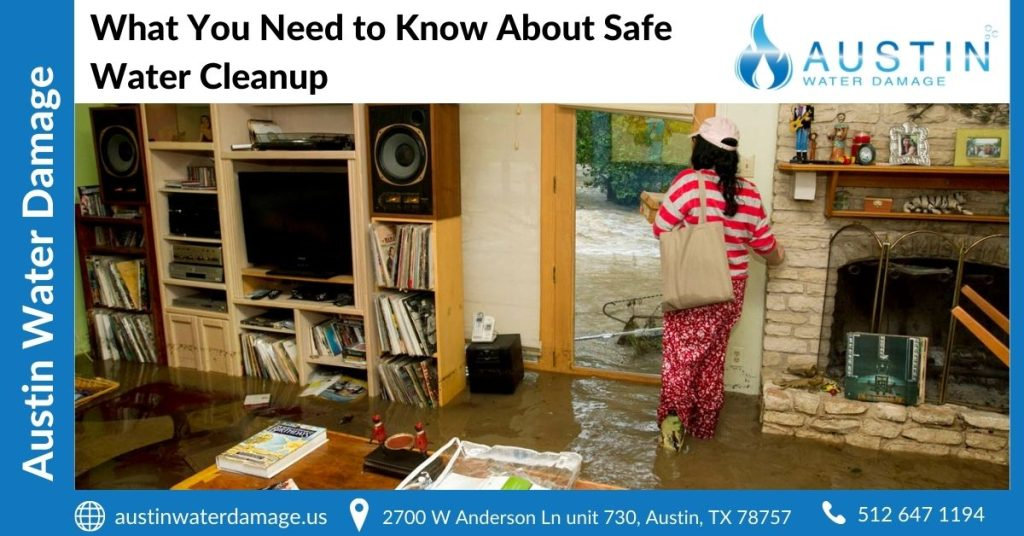 What You Need to Know About Safe Water Cleanup